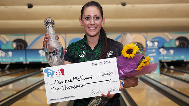 McEwan wins 2018 PWBA Fountain Valley Open