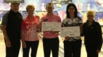 Liz Johnson, EJ Tackett Win PBA/PWBA Storm Striking Against Breast Cancer Doubles in Dramatic Fashion