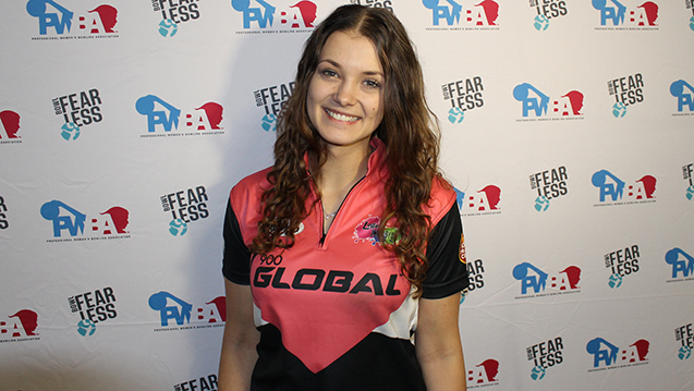 Pajak rolls a pair of 299 games to take Pepsi PWBA St. Petersburg-Clearwater Open lead