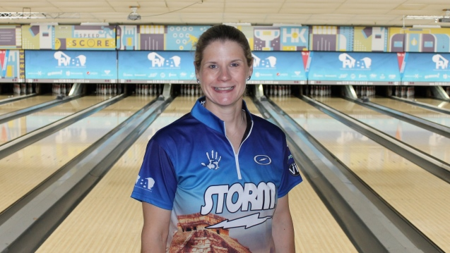 Team USA coaching role helps Kulick, who is among the leaders at Pepsi PWBA St. Petersburg-Clearwater Open