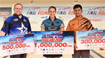 Danielle McEwan Tops England's Stuart Williams in Two Matches to win PBA International-WBT Thailand Title