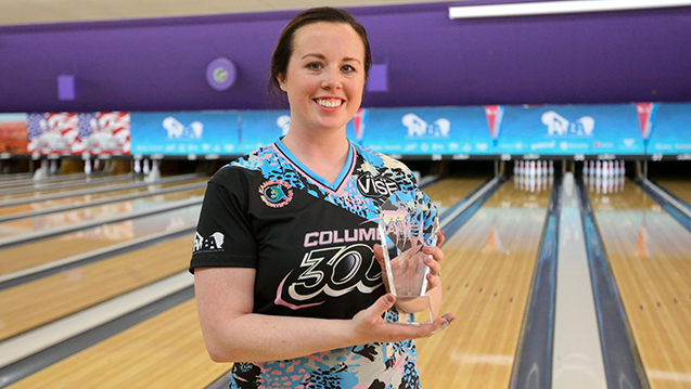 Barnes wins second career title at 2018 PWBA East Hartford Open