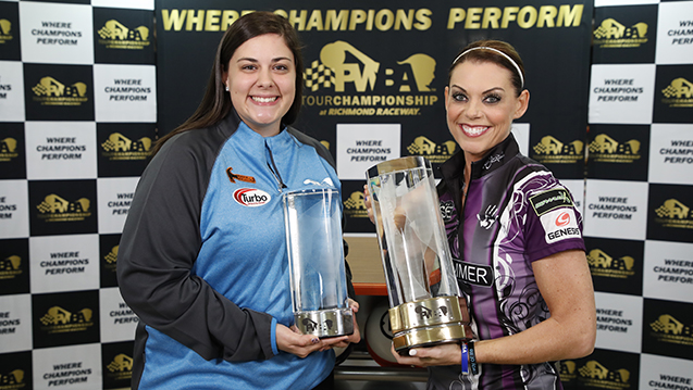 O'Keefe, Richard highlight 2018 PWBA Tour season