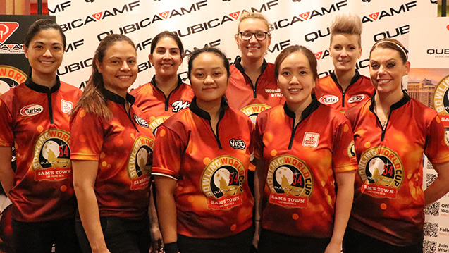 Six PWBA players earn spots in match play at 2018 QubicaAMF World Cup