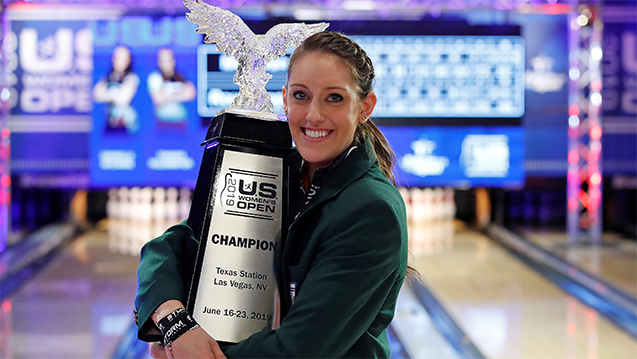 Danielle McEwan wins second major at 2019 U.S. Women's Open