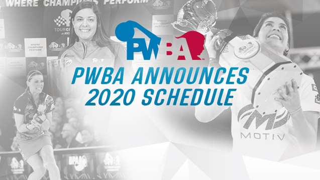 2020 Professional Women's Bowling Association schedule includes live TV finals from Junior Gold