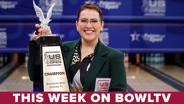 PWBA on BowlTV - Week of June 22, 2020
